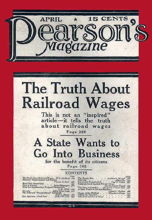 ARGOSY APRIL,1916, OCTOBER 13,1928, FEBRURARY 25, 1933 and JANUARY 28,1939
