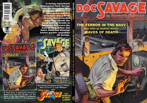 Coming attractions july 2011 and historical commentary by will murray writer of seven doc savage novels sanctum books 978 1 60877 057 1 softcover 7x10 112 pages bw 1495 fandeluxe Images