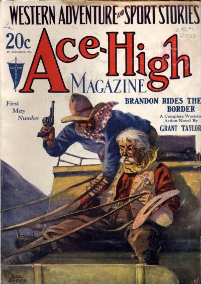 Ace High Publishing