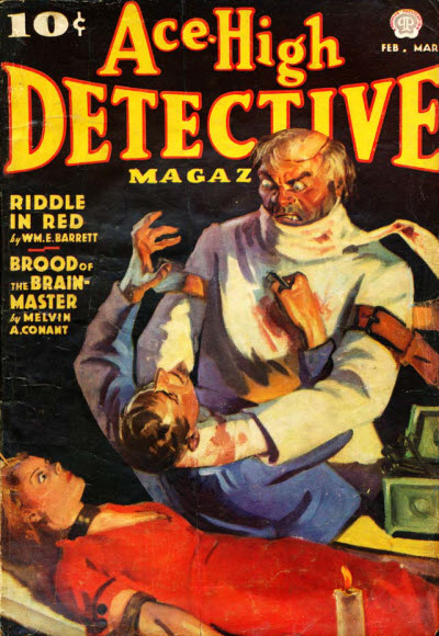 Contents contributed and discussions participated by tony aguilera 1950s detective magazine publisher fandeluxe Choice Image