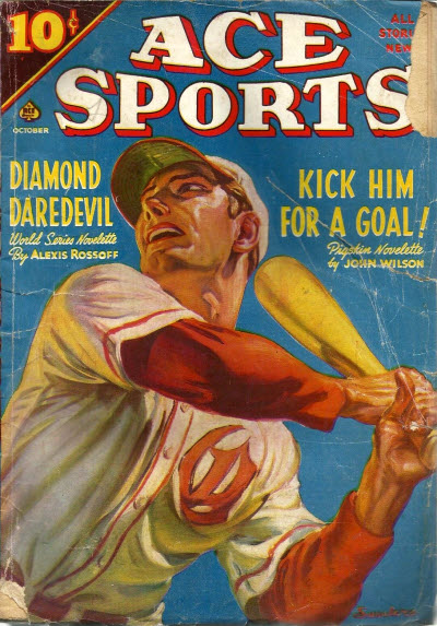 Ace Sports, October 1940