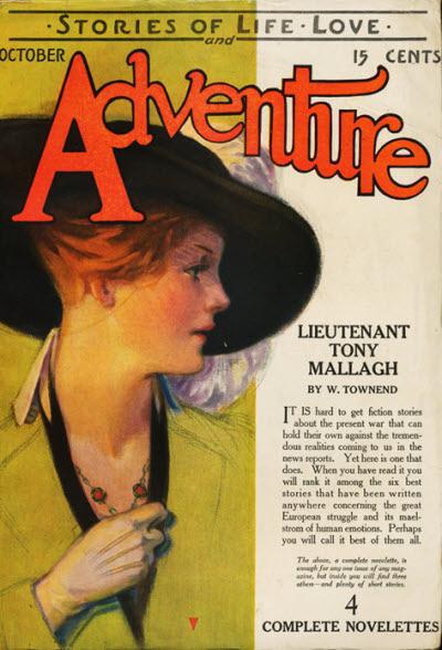 Adventure, October 1915