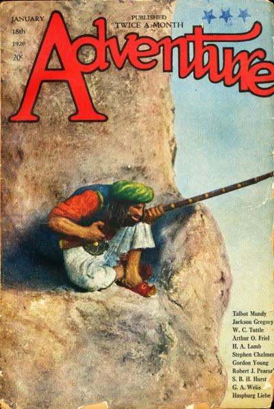 Image - Adventure, Mid-January Issue, 1920