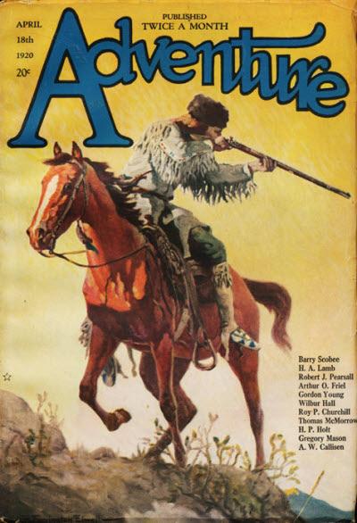 Image - Adventure, Mid-April Issue, 1920