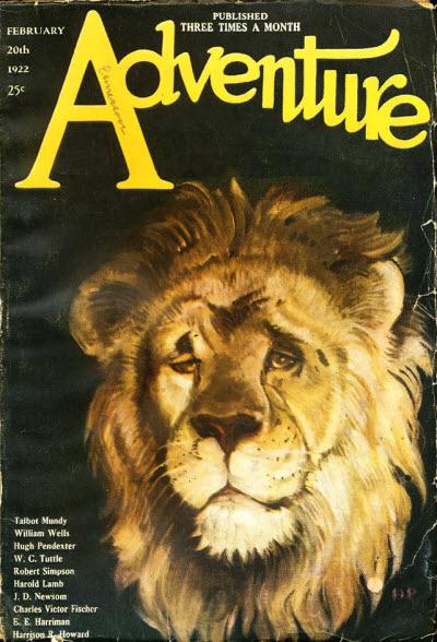 Image - Adventure, February 20, 1922