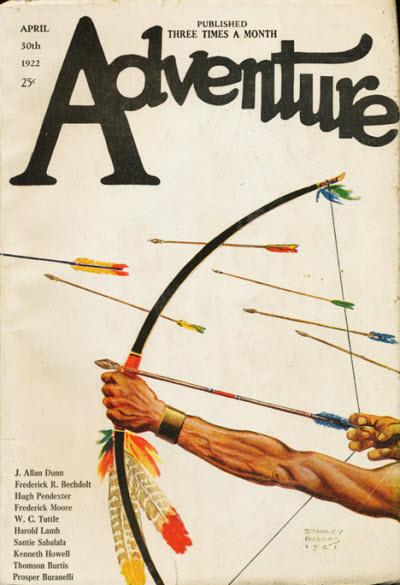 Image - Adventure, April 30, 1922