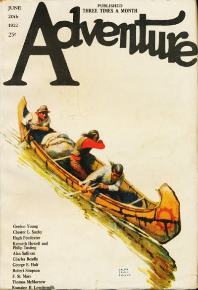 Adventure, June 20, 1922