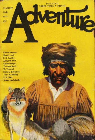 Image - Adventure, August 20, 1922