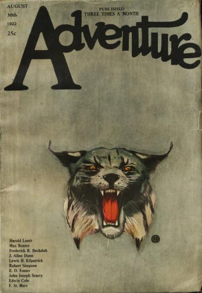 Image - Adventure, August 30, 1922
