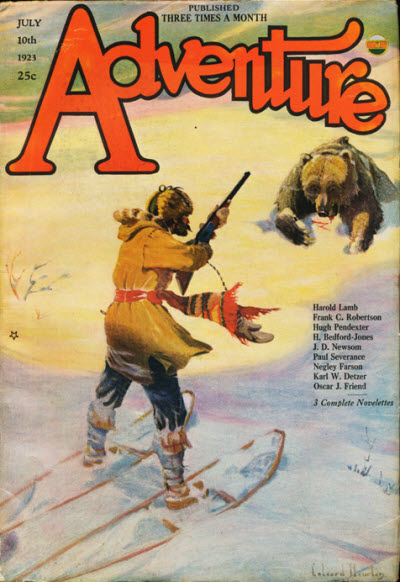 Image - Adventure, July 10, 1923