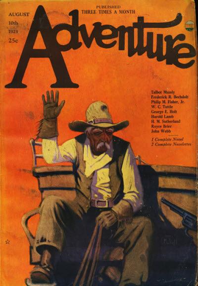 Image - Adventure, August 10, 1923