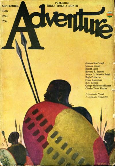 Image - Adventure, September 30, 1923