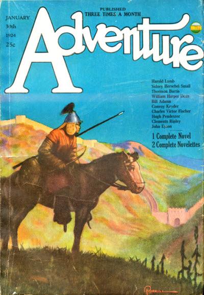 Image - Adventure, January 30, 1924