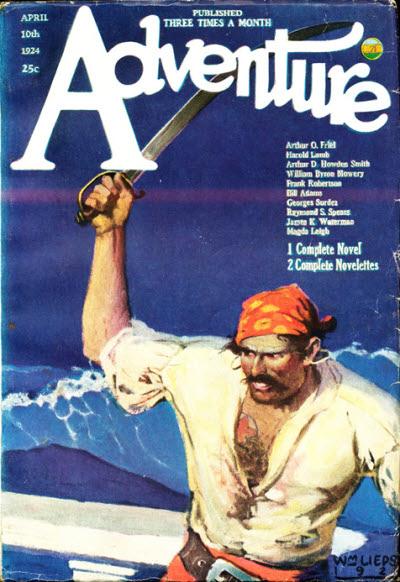 Image - Adventure, April 10, 1924