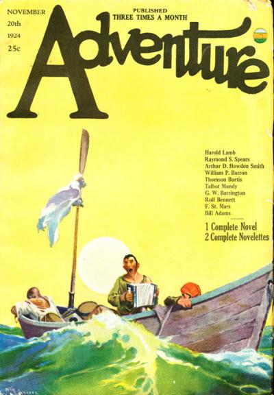 Image - Adventure, November 10, 1924