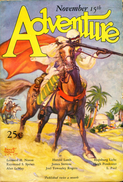 Image - Adventure, November 15, 1927