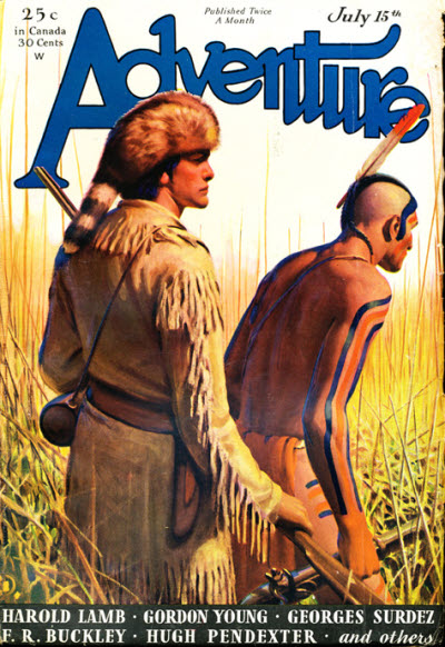 Image - Adventure, July 15, 1931
