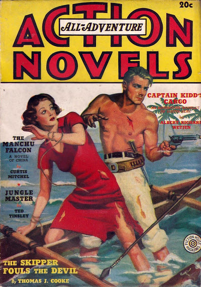How to Write a Good Adventure Novel
