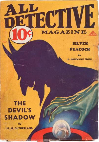 All Detective, May 1933