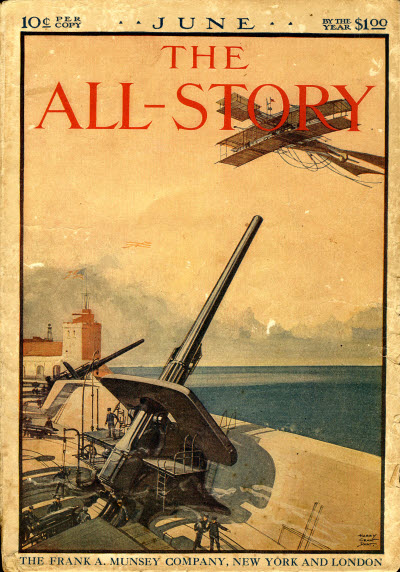 Publication: The All-Story Magazine, June 1909