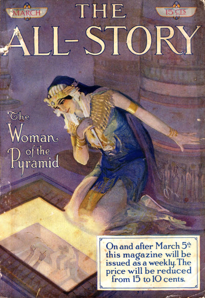 All-Story, March 1914
