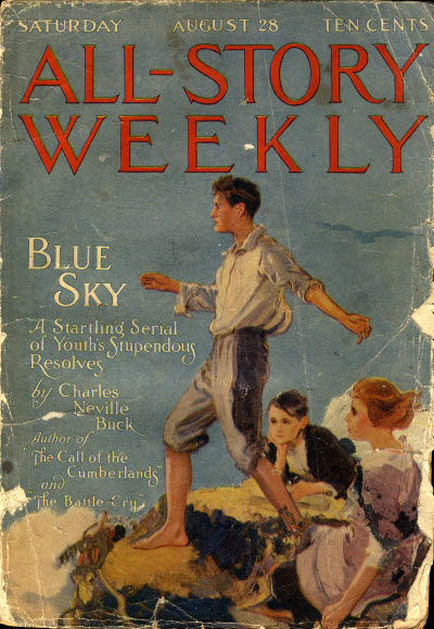 All -Story Weekly, August 28, 1915