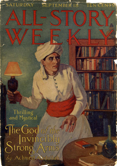 All-Story Weekly, September 18, 1915