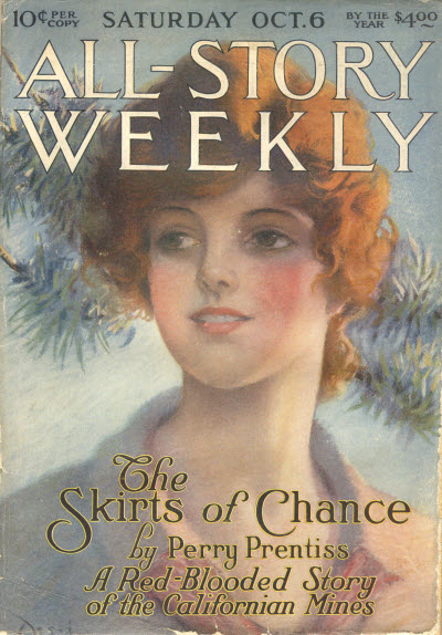 All-Story Weekly, October 6, 1917