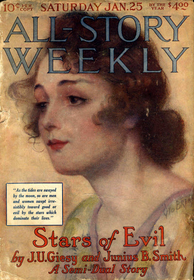 Image - All-Story, January 25, 1919