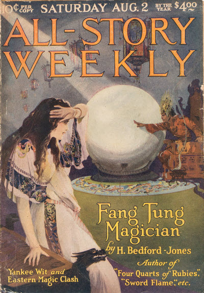 All-Story Weekly, August 2, 1919