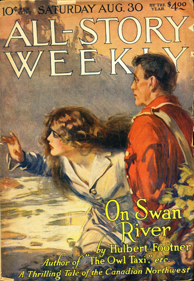All-Story Weekly, August 30, 1919