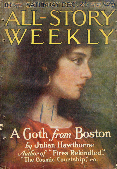 Image - All-Story Weekly, December 20, 1919