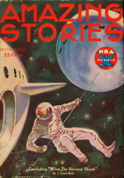 Amazing Stories Volume 21 Number 06