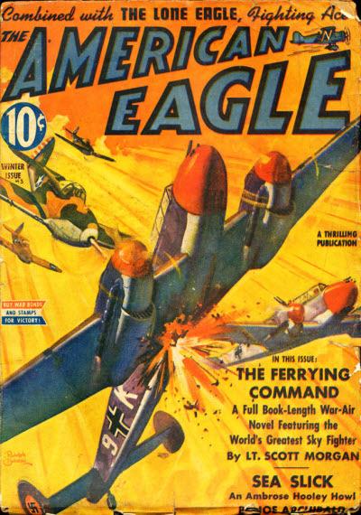 The American Eagle, Winter 1943