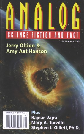 Analog Science Fiction magazine audio collection  - Various
