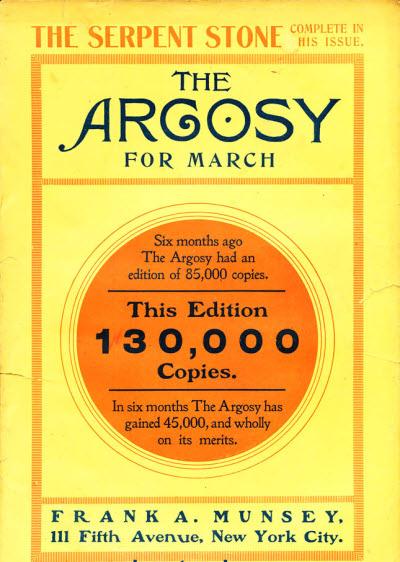 Argosy, March 1901