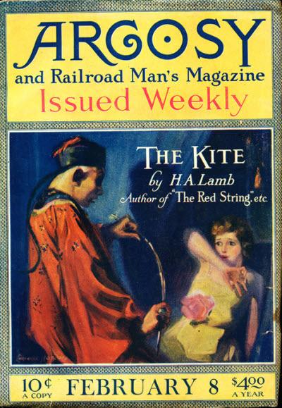 Image - Argosy and Railroad Man's, February 8, 1919