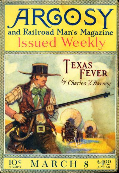 Image - Argosy and Railroad Man's Magazine, March 8, 1919