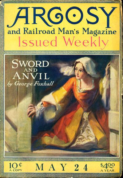 Image - Argosy and Railroad Man's Magazine, May 24, 1919