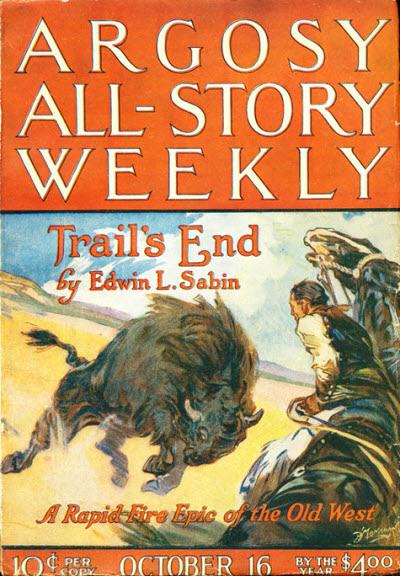 Argosy All-Story Weekly, October 16, 1920