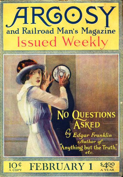 Image - Argosy and Railroad Man's, February 1, 1919
