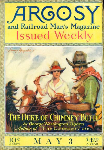 Image - Argosy and Railroad Man's Magazine, May 3, 1919