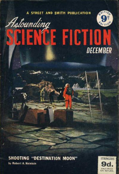ASTOUNDING Aug 1951 Walter M. Miller, Gordon Dickson, Clifford Simak