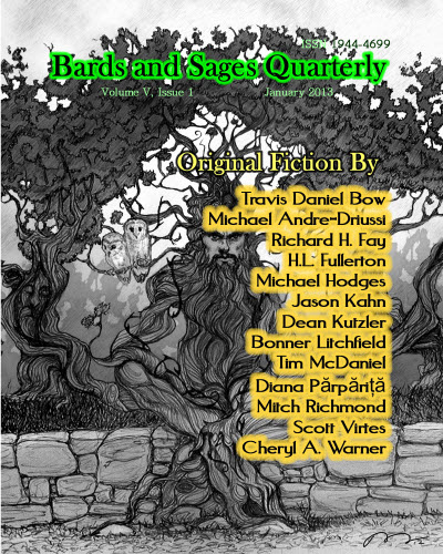 Bards and Sages Quarterly, no. 3