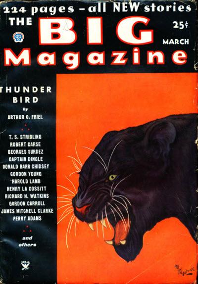 Image - The Big Magazine, March 1935
