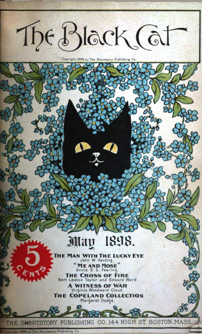 The Black Cat, May 1898