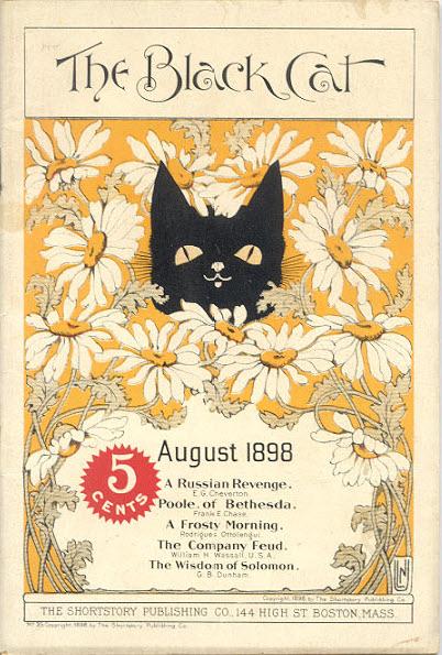 The Black Cat, August 1898