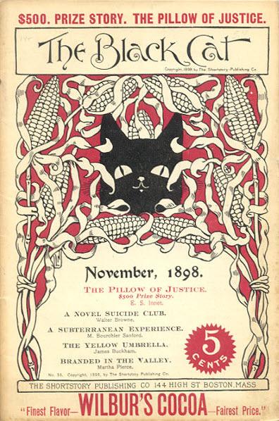 The Black Cat, November 1898