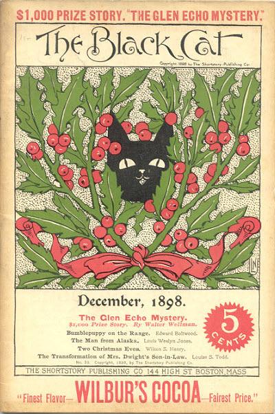 The Black Cat, December 1898