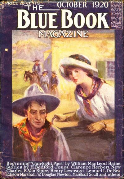 Blue Book Magazine, October 1920